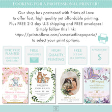 Load image into Gallery viewer, Burgundy Blush Floral Baby Shower the Price is Right Game Activity - Instant Download - Digital Printable File - RB1