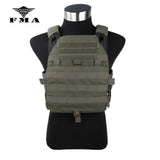 FMA Tactical Vest JPC 2.0 JIM Plate Carrier Ranger Green MOLLE Body Armor Molle Vest Hunting Airsoft