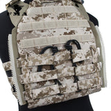 FMA Tactical Vest AOR1 JPC 2.0 Plate Carrier Cordura Military Vest 2020 Version