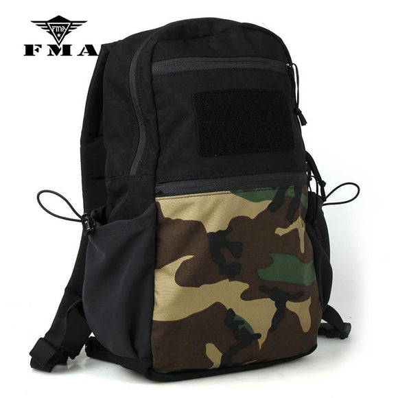 FMA New Tactical Assault Pack 500D Mixed Color Outdoor Sports Backpack