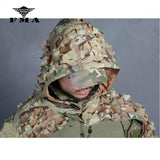 FMA Lightweight Assault Ghillie Camouflage Ghillie Suit Secretive Sniper Suit Camouflage Clothing