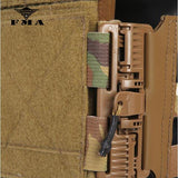 FMA Tactical Vest 3-Band Skeletal Cummerbund MOLLE Quick Removal System Fit for Vest JPC / 419 / 420