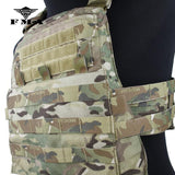 FMA Tactical Vest AVS Plate Carrier Multicam 19Ver 500D Cordura Mbav Limited Edition