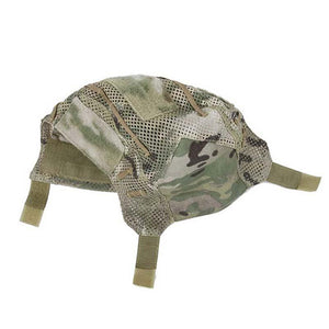 FMA Helmet Cover Mucticam Size:M/L Maritime Helmet Mesh Cover for Tactical MT Helmet