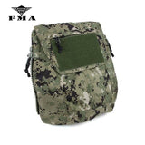 FMA Multicam Tactical Vest JPC2.0 Zipper-on Panel Plate Carrier Bags  Bag for Shooting Military Vest CPC AVS