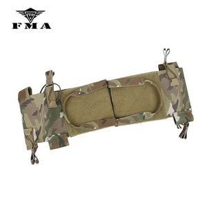 FMA JPC2.0 AVS Cummerbund With Elastic Magazine Pouches Full Set Multicam