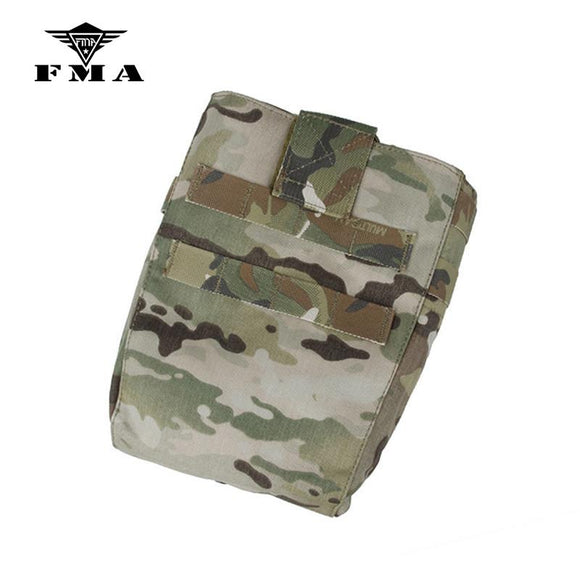 FMA Tactical Pouches TY Dump Pouch Multicam for Tactical Vest Molle Storage Bag Free Shipping