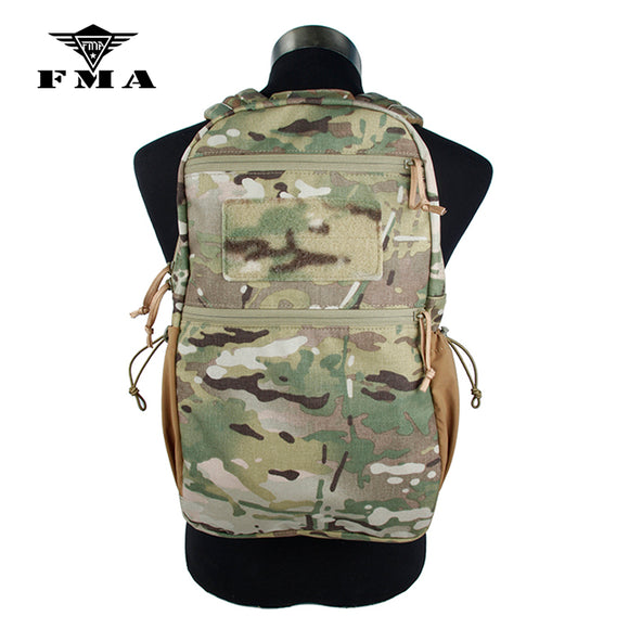 FMA Tactical Assault Backpack Large Capacity Multicam 500D Nylon