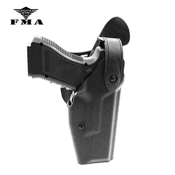 FMA Tactical Safariland Glock Pistol Holster Airsoft For Belt Glock 17 19 22 23 31 32