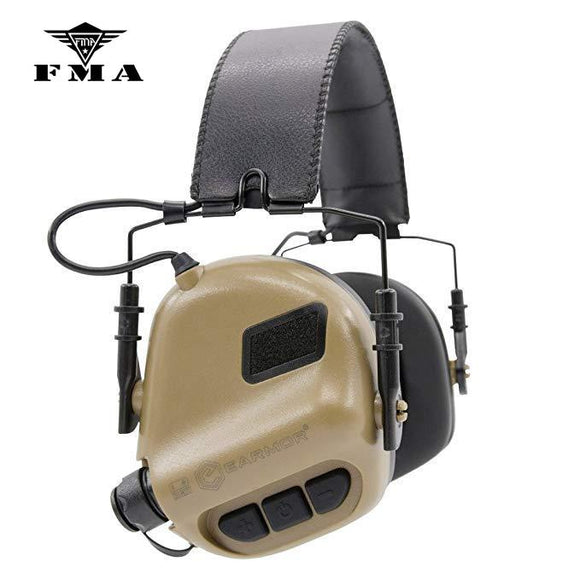 Tactical Headset Airsoft M32 Aviation Sports Headphones Hearing Protector Shooting Army
