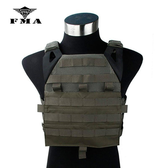 FMA Tactical Vest Jump Plate Carrier JPC 2.0 Maritime Ver MOLLE Body Armor