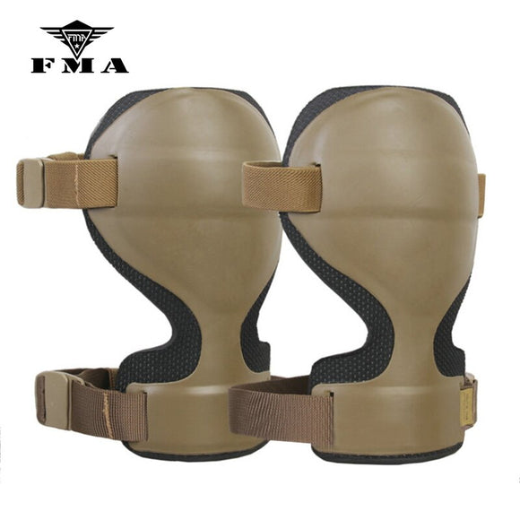 FMA Knee Pads Best ARC Style Military KneePad Protective Pads Tactical Pants KneePads
