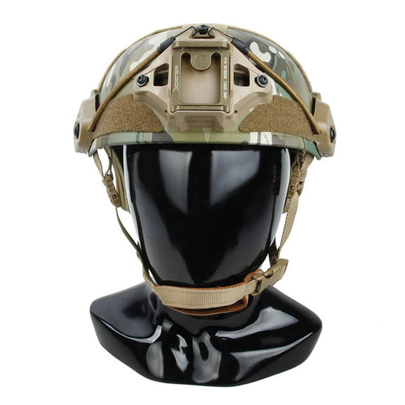 TMC MK Series Helmet Tactical Protective Helmet Multicam Color Limited Edition (SIZE:M/L 57CM-60CM)