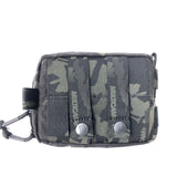 FMA Tactical MOLLE Plug-in Debris Waist Bag Tactical Accessory Utility Pouch EDC Bag Combat Military Gear Pack