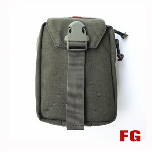 FMA Tactical Pouches Military First Medical Aid Kit Pouch Molle Airsoft Special Force Gear