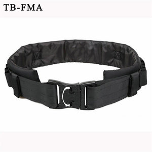 FMA Tactical belt Shotgun Shell Belt Round Neoprene Camo Shotshell Belt Hunting Waist Support