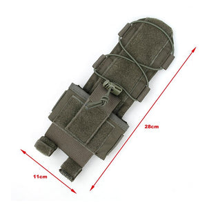 FMA Tactical Pouch MK3 Battery Storage Bag Case Special Multicam for Tactical Helmet