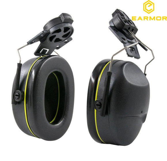 Tactical Headset Noise Canceling for Sport Shooting / Labor Insurance Helmet Accessories