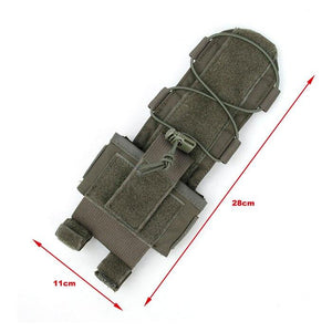 FMA MK3 Battery Case Special Multicam Tactical Helmet Accessory Pouch for Tactical Helmet