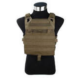 FMA Tactical Vest Lightweight Black JPC2.0 Jump Plate Carrier 2.0 MARITIME Ver