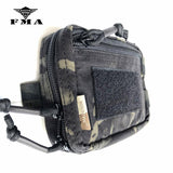FMA Tactical Pouches Plug-in Debris Waist Bag Tool Pouch Molle Multicam