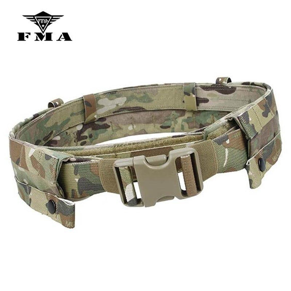 FMA Tactical Belts Multicam Military Combat Molle Waist Belt NEW GEN2 MRB2.0 Belt