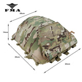 FMA Tactical Vest Bag Zip-on Pouch Molle Military JPC 2.0 Vest Zip-on Plate Carrier Vest