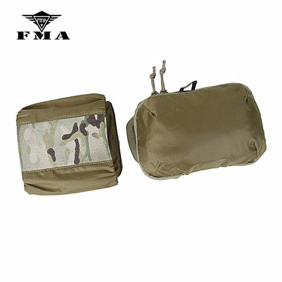 FMA Tactical Pouch Multicam Storage bag Medical Sundry Bag for Tactical Vest Accessory