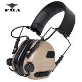 EARMOR Tactical Headset Military M31 MOD3 Electronic Noise Reduction