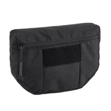 FMA Tactical Dump Drop Pouch Utility Bag Tool Bag for JPC CPC AVS Tactical Vest
