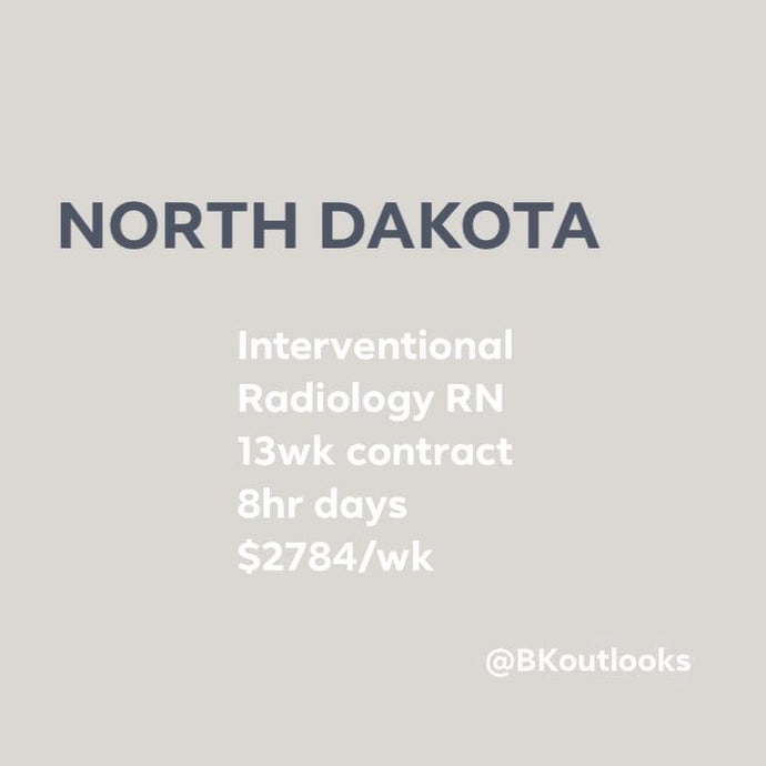 North Dakota - Travel Nurse (Interventional Radiology)