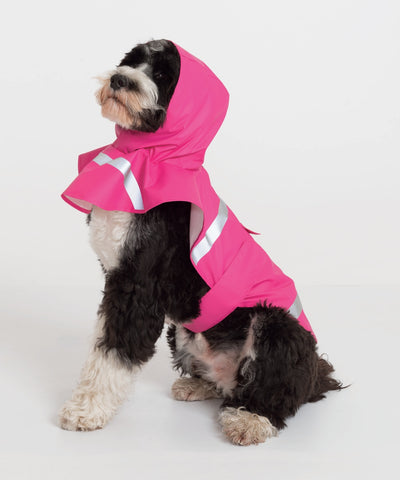 Charles River New Englander® Doggie Rain Jacket with Embroidery