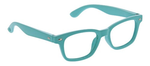 Simply Kids Aqua Blue Light Glasses