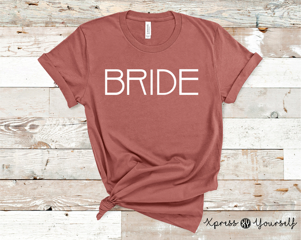 Bride Graphic Tee