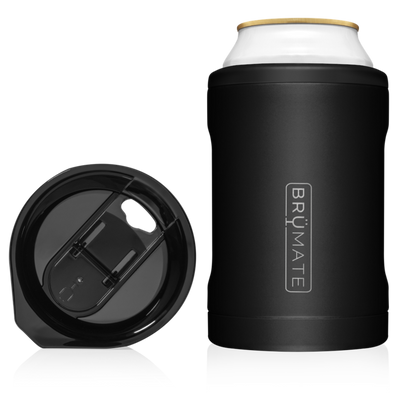 Brumate Hopsulator Duo Matte Black