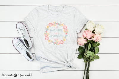 Fearfully & Wonderfully Made Graphic Tee