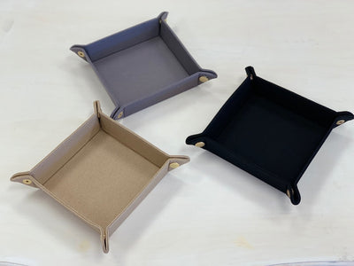 Valet Tray- Black
