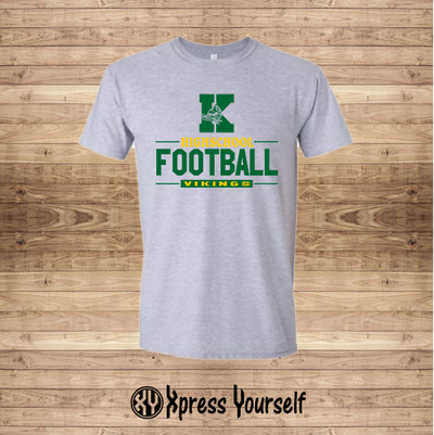 Kinston High school Football words