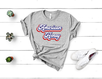 American Honey Graphic Tee