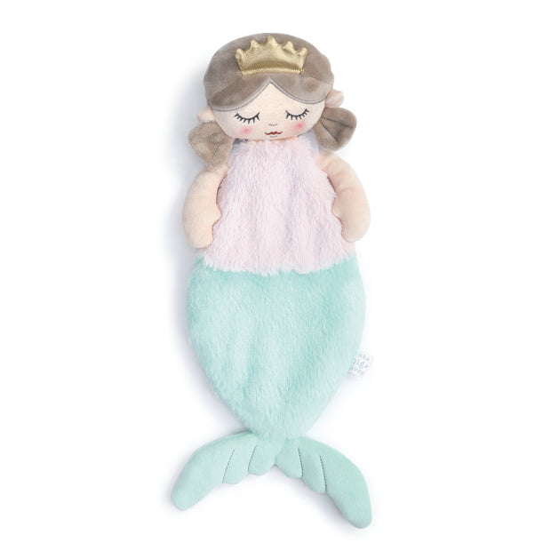 Big Waves Mermaid Rattle Blankie