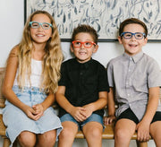 Simply Kids Red Blue Light Glasses