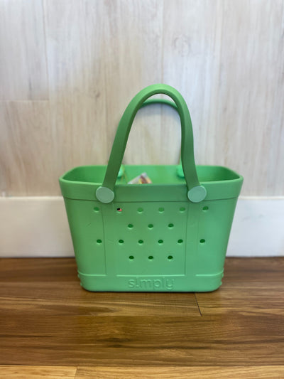 Simply Southern Small Mint Tote