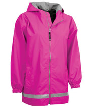 Youth Charles River New Englander® Rain Jacket