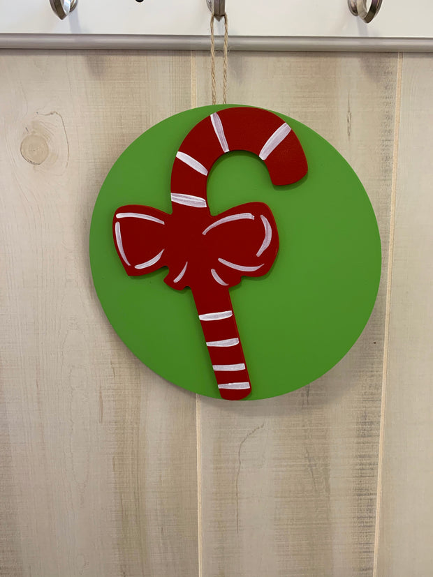 Greens Mill Medallion- Candy Cane
