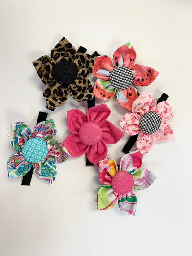 Dog Collar Flower Add On