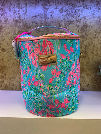 Lilly Pulitzer Best Fishes Beach Cooler