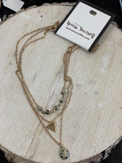 Kinsley Layered Necklace