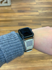 Repurposed LV Small MM Watch Band