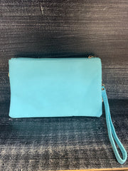 Elle Crossbody-Light Blue