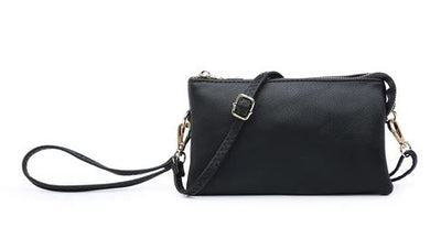 Liz Crossbody- Black